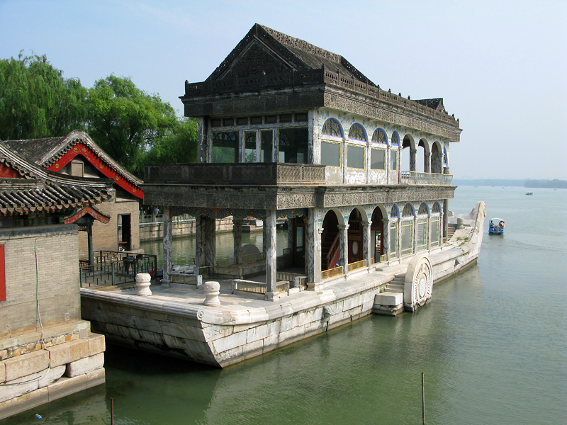 The Marble Boat, symbol of stability