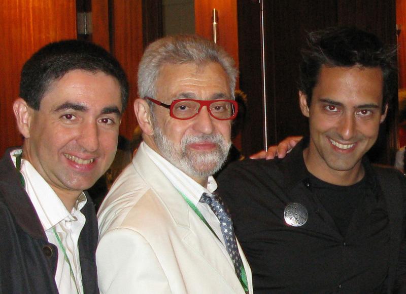 With Luis DE MATOS (Portugal)
