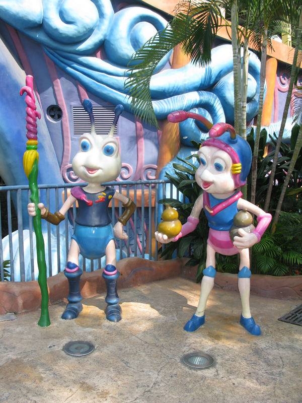 Other « Magic Castle » characters