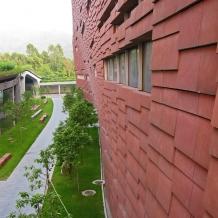 Centre International des Congrès de Baiyun. Etonnants bâtiments.