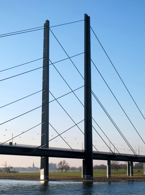 Bridge of the Rhine's Curve
