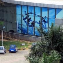 Bangalore, immeuble de la société SAP