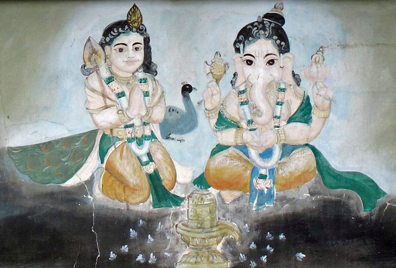 Meeting Ganesh in Chennai...
