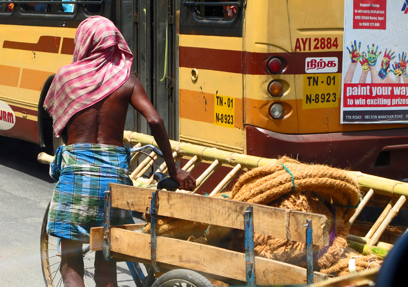 Delivery in Chennai...