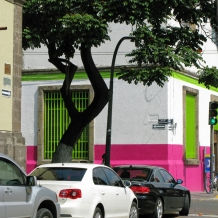 Quartier Tlaquepaque.