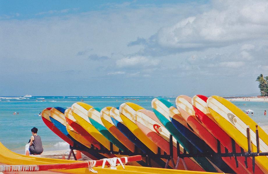 Hawaï 1998 surboards mer_modifié-1_modifié-1 copie_modifié-2_modifié-3